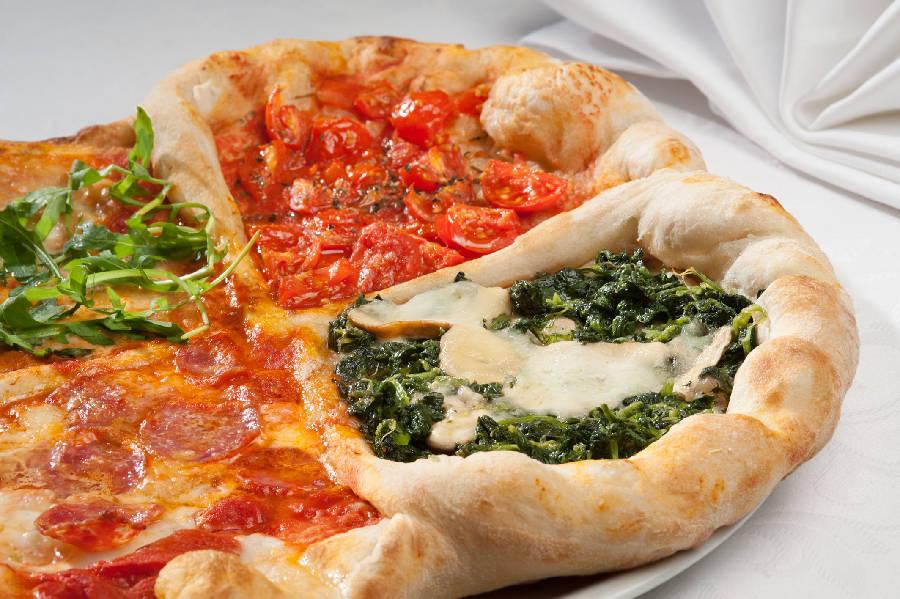 Le pizze secondo la tradizione Napoletana